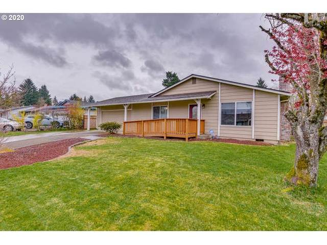 12817 NE 41ST St, Vancouver, WA 98682 (MLS #20448811) :: Next Home Realty Connection