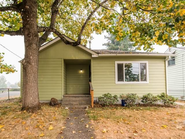11705 SE Pine St, Portland, OR 97216 (MLS #20449079) :: McKillion Real Estate Group