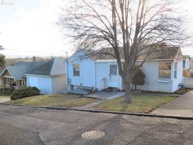 914 NW Ellis Ave, Pendleton, OR 97801 (MLS #20449158) :: Song Real Estate