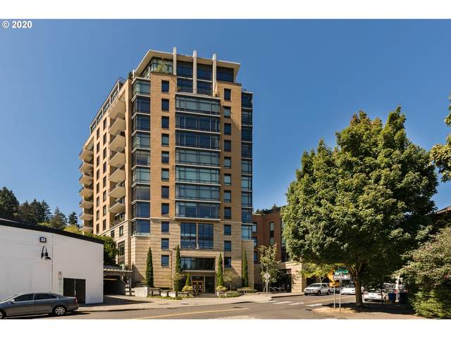 2351 NW Westover Rd #311, Portland, OR 97210 (MLS #20449287) :: Gustavo Group