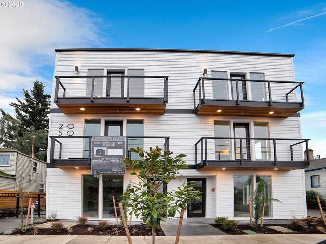 2050 N Killingsworth St #1, Portland, OR 97217 (MLS #20449643) :: Next Home Realty Connection