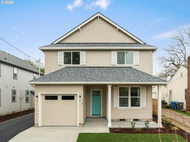 123 SE 55TH Ave A, Portland, OR 97215 (MLS #20449854) :: Song Real Estate