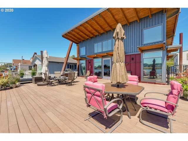 2630 N Hayden Island Dr #24, Portland, OR 97217 (MLS #20450200) :: Fox Real Estate Group