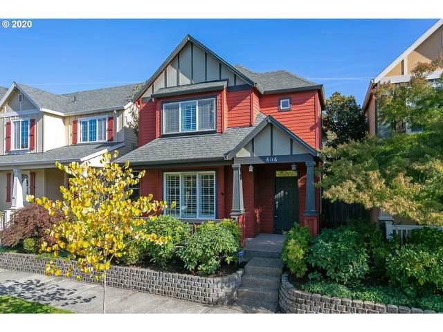 6116 SW Vinwood Ter, Beaverton, OR 97078 (MLS #20450762) :: Holdhusen Real Estate Group