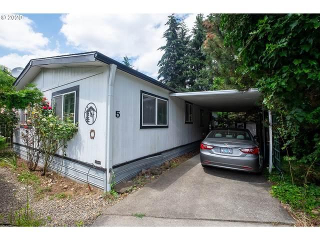 16000 SE Powell Blvd #5, Portland, OR 97236 (MLS #20451424) :: Beach Loop Realty