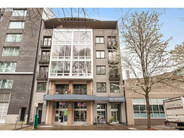 327 NW Park Ave 3C, Portland, OR 97209 (MLS #20451475) :: Next Home Realty Connection