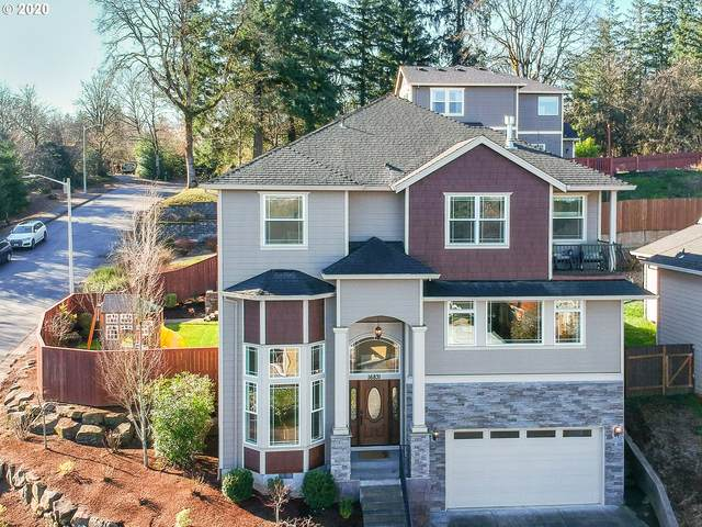 16831 SE Knoll Ridge Ter, Milwaukie, OR 97267 (MLS #20451501) :: Cano Real Estate