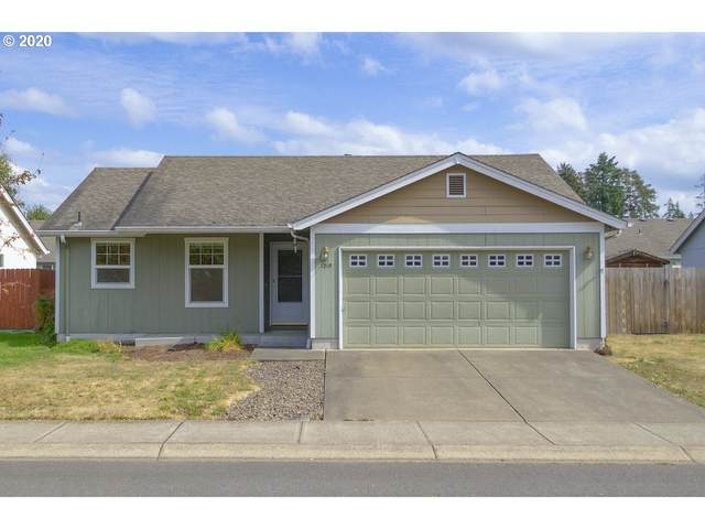 1219 40TH Ave, Sweet Home, OR 97386 (MLS #20451509) :: The Liu Group