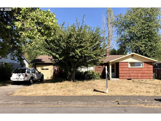 737 Elizabeth St, Eugene, OR 97402 (MLS #20451680) :: Change Realty