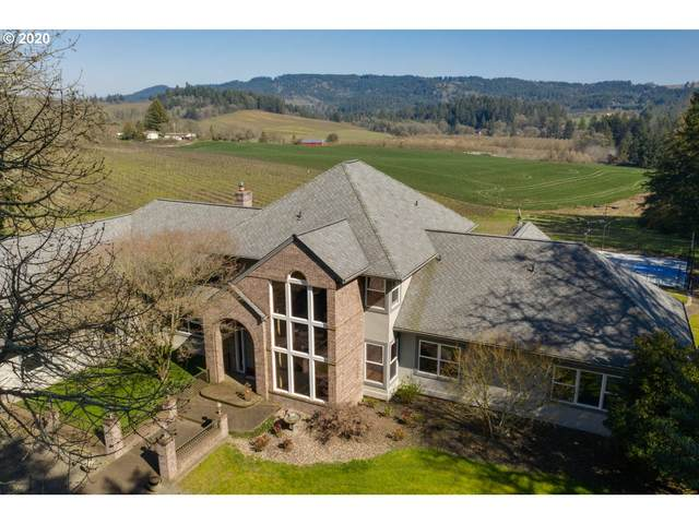 7151 NE Oak Springs Farm Rd, Carlton, OR 97111 (MLS #20451831) :: McKillion Real Estate Group