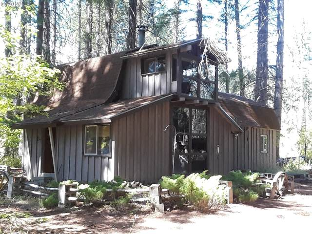 103 W Timber Valley Rd, Appleton, WA 98602 (MLS #20451922) :: Coho Realty