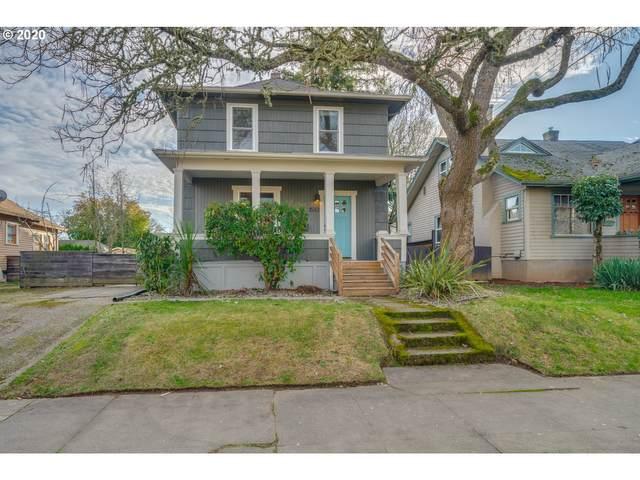 1532 SE Tenino St, Portland, OR 97202 (MLS #20452108) :: Lux Properties
