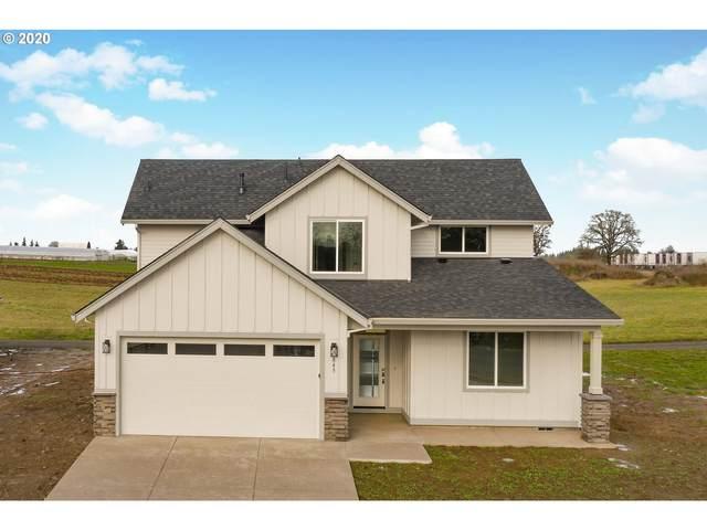 845 Reagan St, Mt. Angel, OR 97362 (MLS #20452265) :: McKillion Real Estate Group