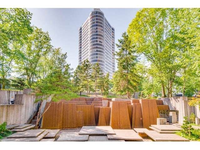 1500 SW 5TH Ave #2202, Portland, OR 97201 (MLS #20452580) :: Fox Real Estate Group