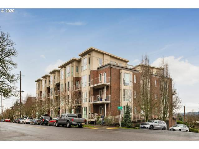 4280 S Corbett Ave #303, Portland, OR 97239 (MLS #20452797) :: Fox Real Estate Group