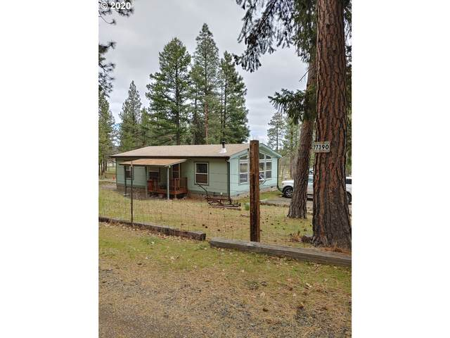 77390 Hwy 216, Maupin, OR 97037 (MLS #20452834) :: Holdhusen Real Estate Group