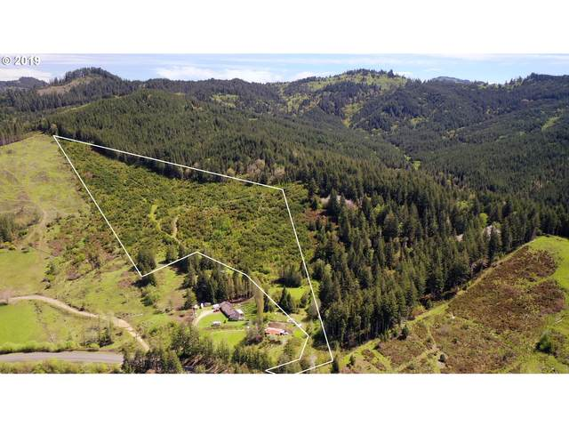 0 Hwy 242, Myrtle Point, OR 97458 (MLS #20453147) :: Townsend Jarvis Group Real Estate