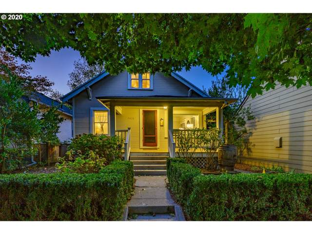 7473 N Stockton Ave, Portland, OR 97203 (MLS #20453158) :: Coho Realty
