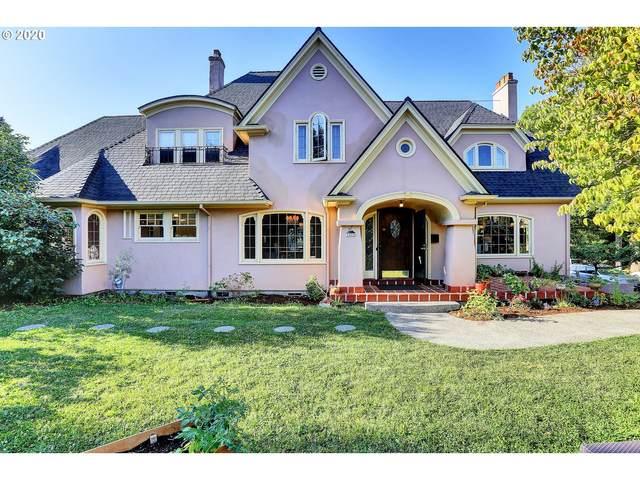 3406 E Burnside St, Portland, OR 97214 (MLS #20453398) :: Fox Real Estate Group