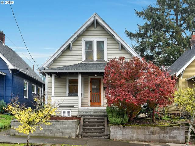 5711 NE Flanders St, Portland, OR 97213 (MLS #20453994) :: Premiere Property Group LLC