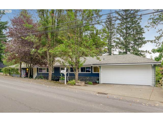 3540 SW Vista Dr, Portland, OR 97225 (MLS #20454291) :: Beach Loop Realty