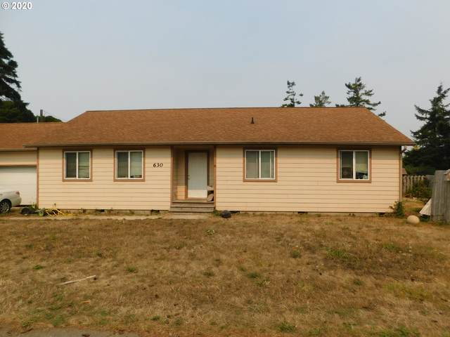 630 Eleventh St, Port Orford, OR 97465 (MLS #20454405) :: Gustavo Group