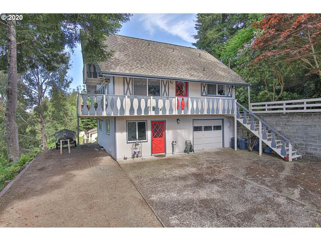 902 South Hill Dr, Reedsport, OR 97467 (MLS #20454955) :: Song Real Estate