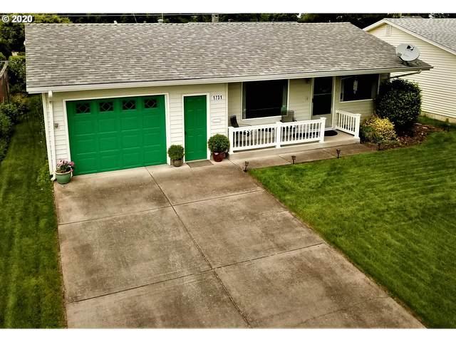 1731 Jansen Way, Woodburn, OR 97071 (MLS #20455505) :: Townsend Jarvis Group Real Estate