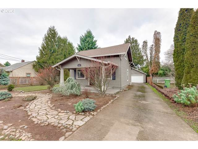 3507 SE Floss St, Milwaukie, OR 97222 (MLS #20455653) :: Matin Real Estate Group