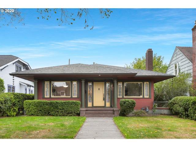 2305 SE Elliott Ave, Portland, OR 97214 (MLS #20455763) :: McKillion Real Estate Group