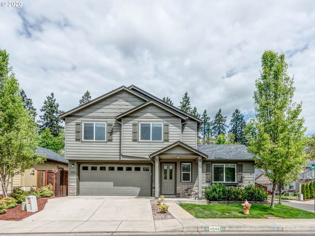 4946 Holly St, Springfield, OR 97478 (MLS #20455931) :: Premiere Property Group LLC