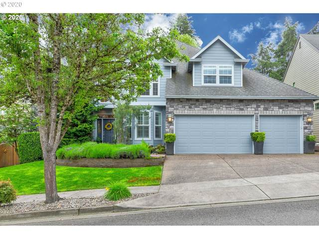 10438 SW Dogwood St, Tualatin, OR 97062 (MLS #20456092) :: Fox Real Estate Group