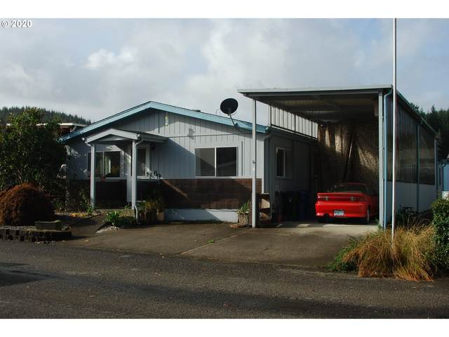 100 River Bend Rd, Space, Reedsport, OR 97467 (MLS #20456379) :: Beach Loop Realty