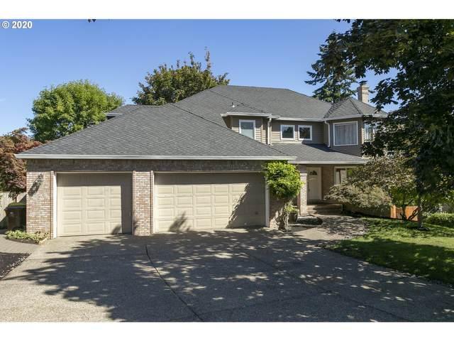 17585 SW Casilda Ct, Beaverton, OR 97007 (MLS #20456834) :: The Galand Haas Real Estate Team