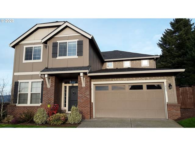 2205 NW 41ST Ave, Camas, WA 98607 (MLS #20457285) :: Fox Real Estate Group