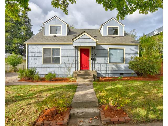 938 Almaden St, Eugene, OR 97402 (MLS #20457467) :: Song Real Estate