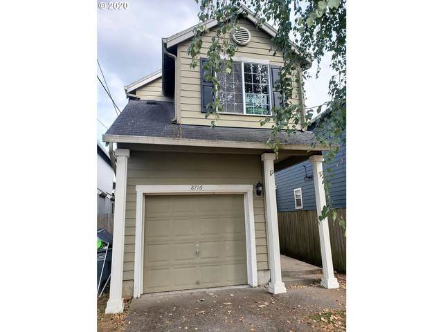 8716 N Dwight Ave, Portland, OR 97203 (MLS #20457503) :: Next Home Realty Connection
