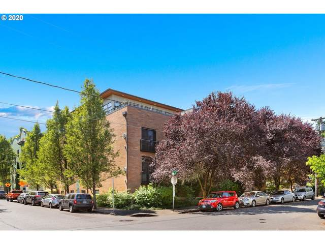 2222 NW Hoyt St #201, Portland, OR 97210 (MLS #20457567) :: Beach Loop Realty
