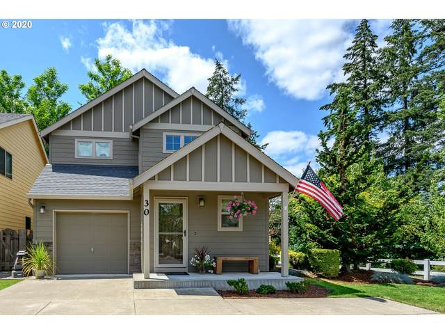 800 W 1ST St #30, Newberg, OR 97132 (MLS #20457821) :: Townsend Jarvis Group Real Estate