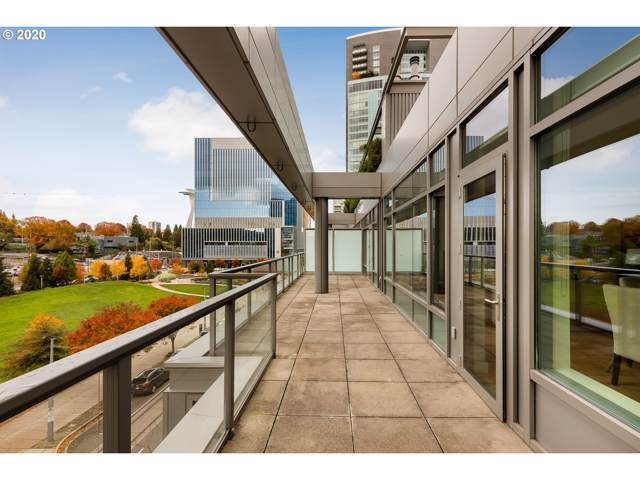 3601 SW River Pkwy #407, Portland, OR 97239 (MLS #20457841) :: Next Home Realty Connection
