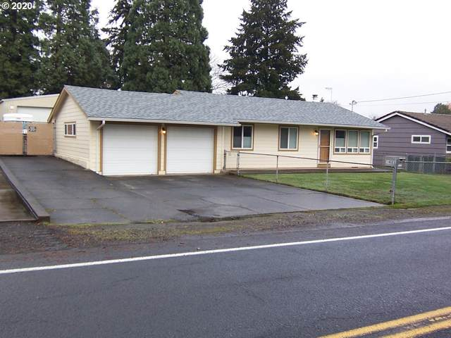 14021 SE Main St, Portland, OR 97233 (MLS #20458292) :: The Galand Haas Real Estate Team