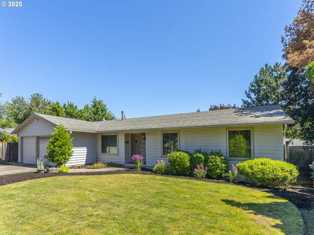 7674 SW Aldrich Ct, Beaverton, OR 97007 (MLS #20458377) :: Fox Real Estate Group