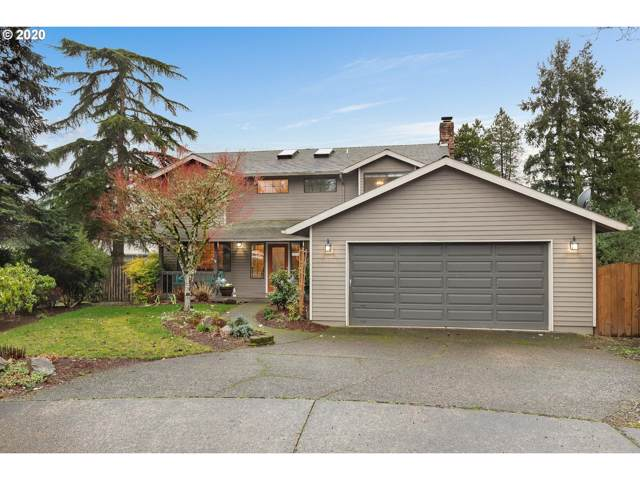 2895 NW 156TH Pl, Beaverton, OR 97006 (MLS #20458470) :: Next Home Realty Connection