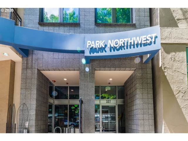 327 NW Park Ave 4B, Portland, OR 97209 (MLS #20458527) :: Premiere Property Group LLC