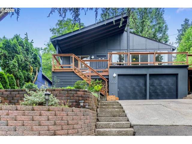 5332 SW Baird St, Portland, OR 97219 (MLS #20458592) :: Stellar Realty Northwest
