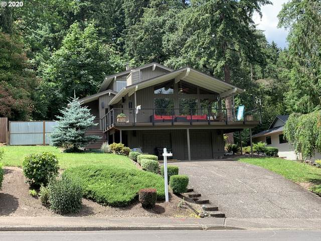 19448 Wilderness Dr, West Linn, OR 97068 (MLS #20458620) :: Townsend Jarvis Group Real Estate