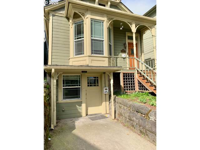 2065 SW Park Ave, Portland, OR 97201 (MLS #20458870) :: Townsend Jarvis Group Real Estate