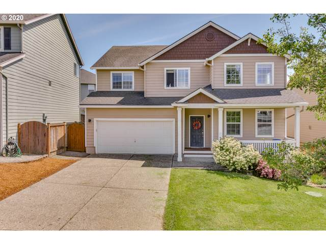 3718 NW 12TH Ave, Camas, WA 98607 (MLS #20459564) :: Piece of PDX Team