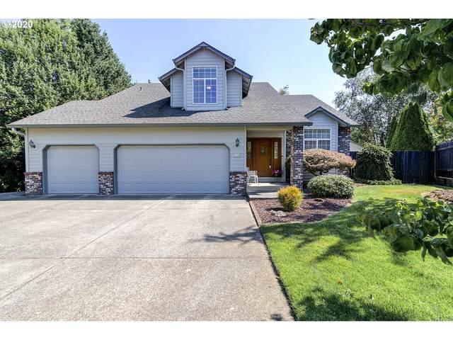 1725 NW 29TH Cir, Camas, WA 98607 (MLS #20460502) :: Brantley Christianson Real Estate