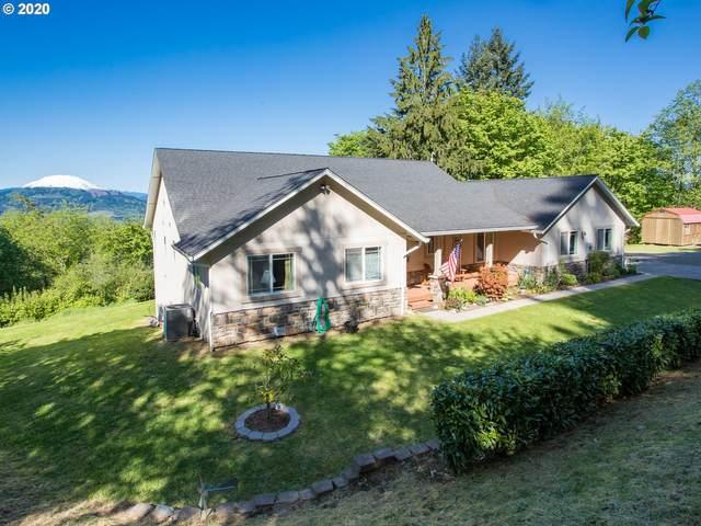 37607 NE Eagle View Dr, Yacolt, WA 98675 (MLS #20460733) :: Fox Real Estate Group